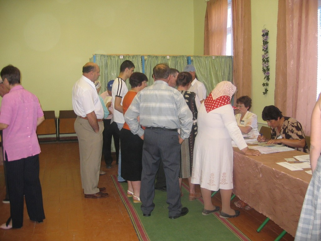 Observarea alegerilor